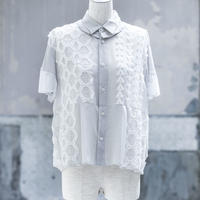 blouse(light gray)