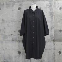 ユニセックスビッグシャツ(BIG shirts・black)