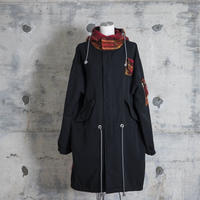 Mods coat(red check)
