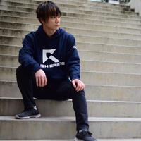 Rush Gaming オリジナルプルオーバーパーカー(裏起毛)
