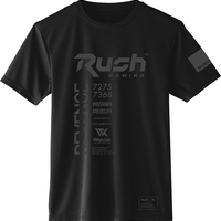 Rush Gaming New Logoユニフォーム(Black)