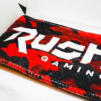 Rush Gaming マフラータオル New Logo ver.