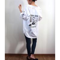 プリントロゴBIGシャツ