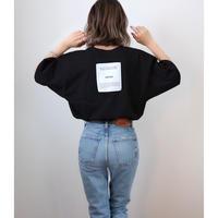 バックワッペンBIG Tシャツ【BLACK】