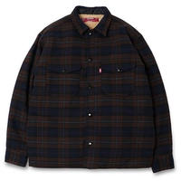 Boa Check CPO Shirt Jacket
