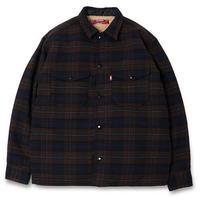 Boa Check CPO Shirt Jacket