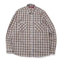 Check L/S Shirt