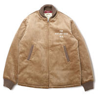 Cord Sports Jacket(W.S. Embroidery)
