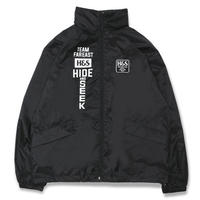 Nylon Sports Zip Jkt