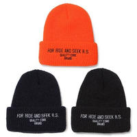 FOR H.S. Rib Knit Cap