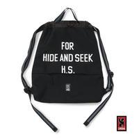 HS × CHROME Gym Bag