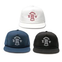 Circle Logo Trucker Cap