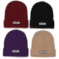 No Mercy Knit Cap