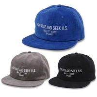 FOR H.S. Cord Cap