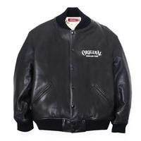 HIDE AND SEEK × TENDERLOIN Leather Jacket