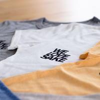 素肌に着たい、コットンTシャツ