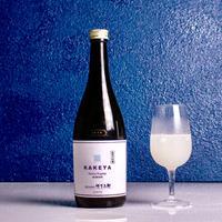 ドライなにごり・蔵人の隠し酒【120本限定】KAKEYA 純米大吟醸 SNOW