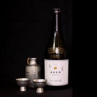 食中酒の王様・ミルキーな香りとコクのNEW生酛【埼玉】AGEO 純米大吟醸 生酛45