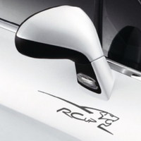 Peugeot 純正 RCup デカールセット