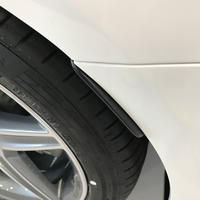 Mercedes-Benz 純正 W205 W213 AMG リア オーバーフェンダー アーチカバー