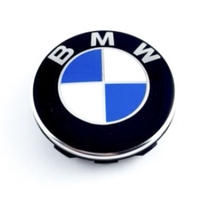 BMW 純正品 クロームエッジ ホイールセンターキャップ E87 E90 F30 F32