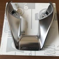 Mercedes-Benz AMG ステアリング ローカバートリム