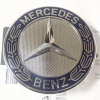 Mercedes-Benz 純正 W204 ボンネットエンブレム A2048170616