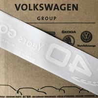 VW ゴルフ 40th アニバーサリー ステッカー