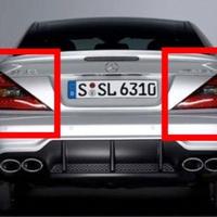Mercedes-Benz R230 SL65 AMG テールランプ 左or右