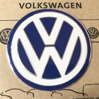 VW 純正 エンジンカバー エンブレム