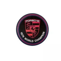 Porsche 1976 WORLD CHAMPION ウィンドウ ステッカー
