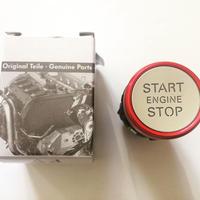 Audi  純正 エンジンスタートスイッチ (レッド) A4 8K A5 8T Q5 8R