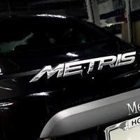 US Mercedes-Benz  純正品  W447 METRIS リア エンブレム