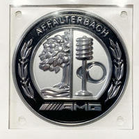 Mercedes-Benz 純正品 W222 S65 AMG FINAL EDITION  Cピラー エンブレム