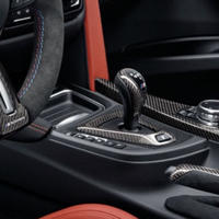BMW 純正品 Mパフォーマンス 右ハンドル用 カーボン コンソール フィニッシャー ( シフトパネル )  M3 F80 M4 F82 F83