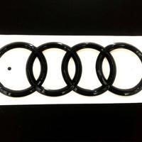 Audi 純正 グロスブラック リアエンブレム A7 (4K)