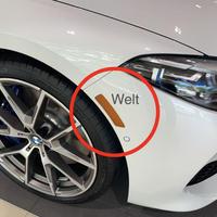 BMW 純正品 8シリーズ G14 G15 G16 US サイドマーカー 左右セット  のコピー