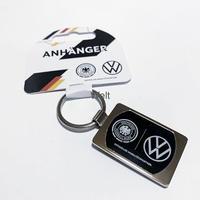 VW 純正品 サッカー ドイツ代表 プレート型 キーホルダー