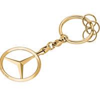 Mercedes-Benz ゴールド スター キーリング (ブリュッセル)
