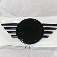 BMW MINI 純正品 F60 LCI ミニ クロスオーバー ピアノブラック ボンネット  エンブレム