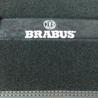smart BRABUS 純正 ラゲッジマット C453