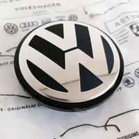 VW 純正品 ホイールセンターキャップ  3B7601171 XRW ゴルフ6 ゴルフ5 ザビートル トゥーラン パサート CC イオス シロッコ ティグアン