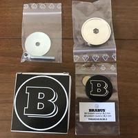 BRABUS 純正品 W222  X222 ボンネットエンブレム 222-000-20