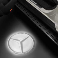 Mercedes-Benz 純正品 スターエンブレム ロゴ LED ドア プロジェクター左右セット W177 V177 W247 H247 X247 V167 C167 X167