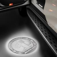 Mercedes-Benz  純正品 AMG LED ドアプロジェクター W213 W205 W176  X253
