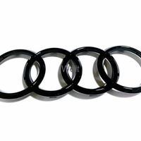 Audi 純正品 RS6 (4A C8) RS7 (4K C8) ブラック フロント 4リングス