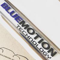 VW  純正品 ゴルフ7 BLUEMOTION TECHNOLOGY リアエンブレム