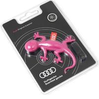 新色 Audi 純正 ゲッコー エアフレッシュナー ピンク