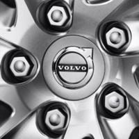 VOLVO 純正 シルバー ホイールセンターキャップセット V90 V60 XC90 XC60