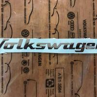 VW 純正 ザ・ビートル グローブボックス クロームステッカー
